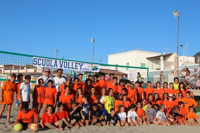 Scuola volley Forio